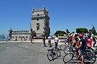 Lisboa en bicicleta, Torre de Belém