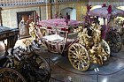 National Coach Museum, pope horse-drawn carriage