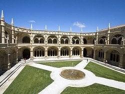 Jerónimos Monastery, cloister