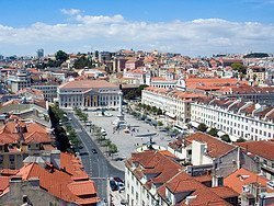 Place du Rossio (Place Dom Pedro IV)