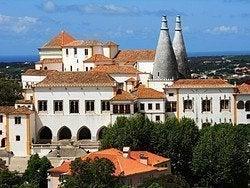 Sintra, Palacio Nacional