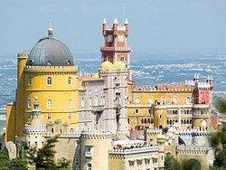 Palacio da Pena, un sueño hecho realidad