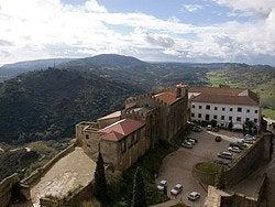 Palmela, vistas desde el Castillo