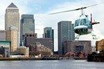 Paseo en helicóptero por Londres