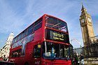 Bus de Londres, Westminster