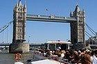 Londres vue depuis la Tamise