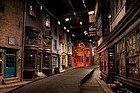Tour de Harry Potter en los estudios Warner Bros