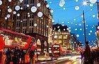 Londres à Noël, Oxford Street