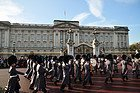 Palais de Buckingham, Relève de la Garde