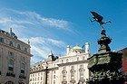 Piccadilly Circus, estatua de Eros