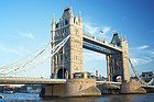 Tower Bridge, London's most famous bridge