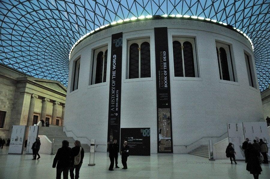 Resultado de imagen de Museo Británico