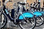 Bicicletas de alquiler público en Londres