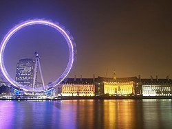 London Eye y Acuario de Londres