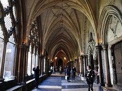 Abadía de Westminster, claustro