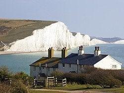 Falaises blanches de Douvres