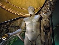 Apsley House, estatua de Napoleón
