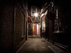 One of London's alleys