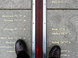 Greenwich, Meridiano Cero