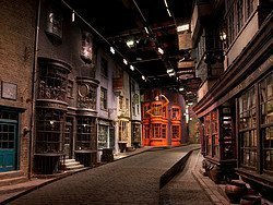 Tour de Harry Potter en los estudios Warner Bros