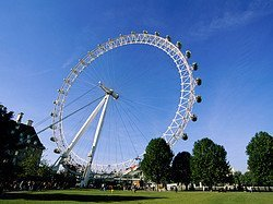 London Eye - La noria de Londres