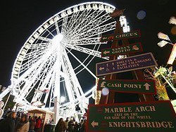 Christmas in London, Winter Wonderland