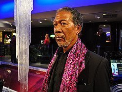 Madame Tussauds, Morgan Freeman