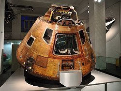 London Science Museum, Apollo 10 Command Module