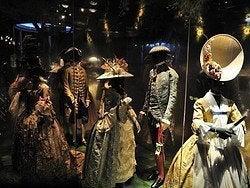 Museo de Londres, ropa victoriana