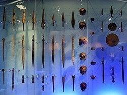 Museo de Londres, restos arqueológicos