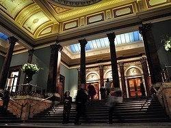 National Gallery, entrada