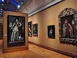 Galeria Nacional de Retratos, exposición