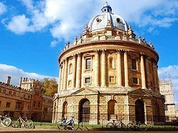 Cámara Radcliffe, Oxford