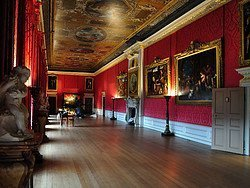 Kensington Palace, inside