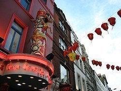 Restaurant à Chinatown