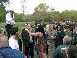 Speakers Corner de Hyde Park
