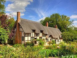 Stratford, Anne Hathaway's cottage
