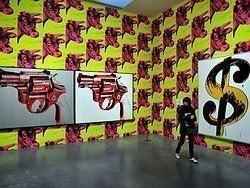 Tate Modern, Andy Warhol