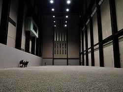 Tate Modern: Sala de turbinas