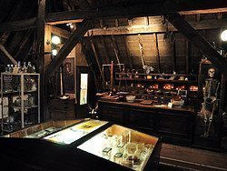 The Old Operating Theatre, exhibition