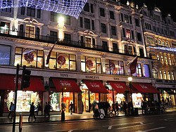 Magasin de jouets Hamleys