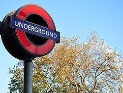Estación de metro de Londres