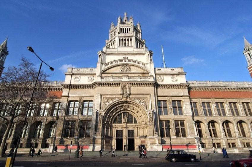 Resultado de imagen de Museo Victoria and Albert, Londres