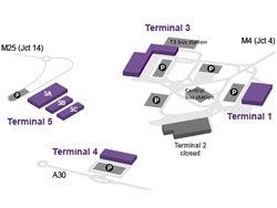 Plano de Heathrow