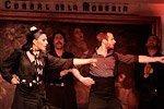 Flamenco y cena en El Corral de la Morería