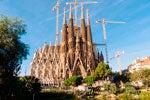 Barcelona por libre en tren de alta velocidad