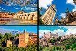 Tour de 4 días por Andalucía y Toledo