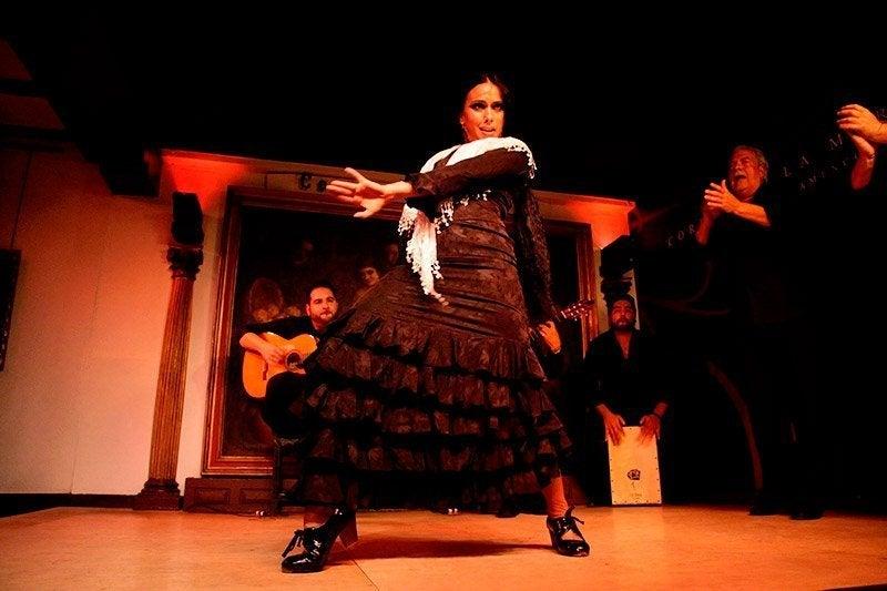 El mejor espectáculo flamenco