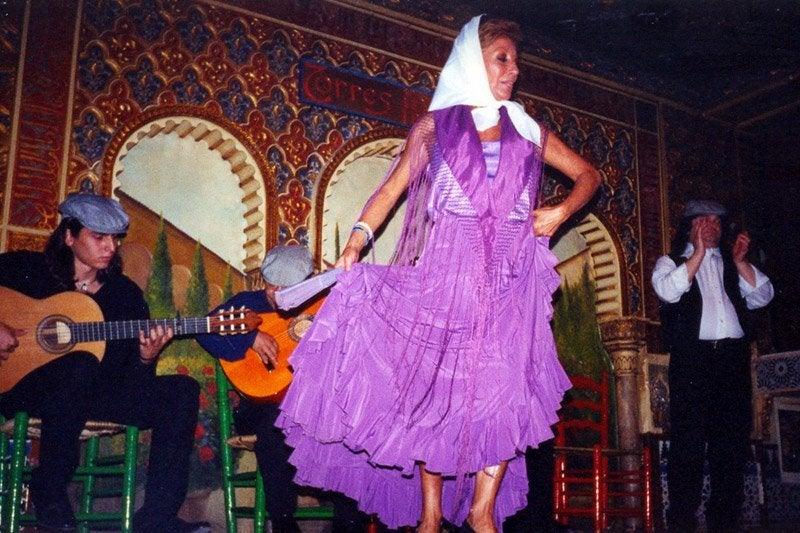 Flamenco Dancing San Francisco Restaurant