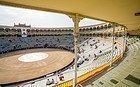 Las Ventas bullring, interior
